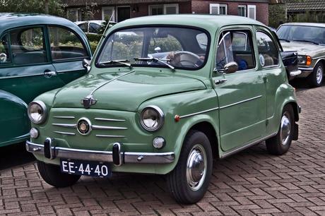 FIAT 600D 1964 (3338)