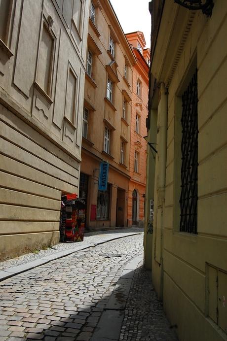 Praags straatje