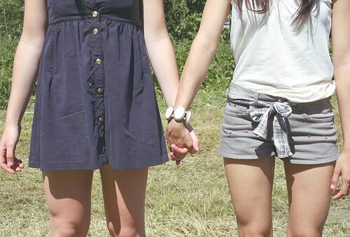 Beste vriendinnen - Een foto van mij en mijn beste vriendin! - foto door jennie1993 op 28-08-2010 - deze foto bevat: vriendschap