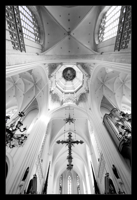 Church isn't allways black & white
