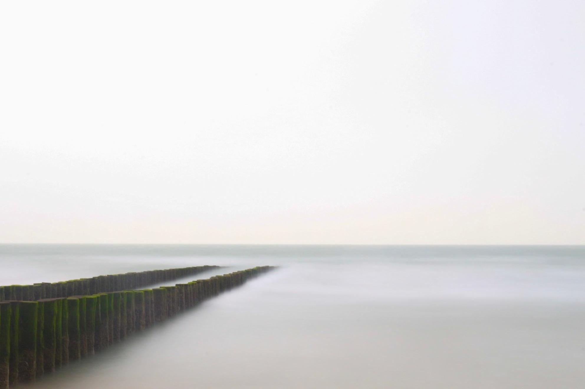 Stop the time (1/3) - - - foto door JNSSN op 03-04-2018 - deze foto bevat: strand, zee, water, landschap, zand, pier, zeeland, kust, nederland, westenschouwen, lange sluitertijd - Deze foto mag gebruikt worden in een Zoom.nl publicatie