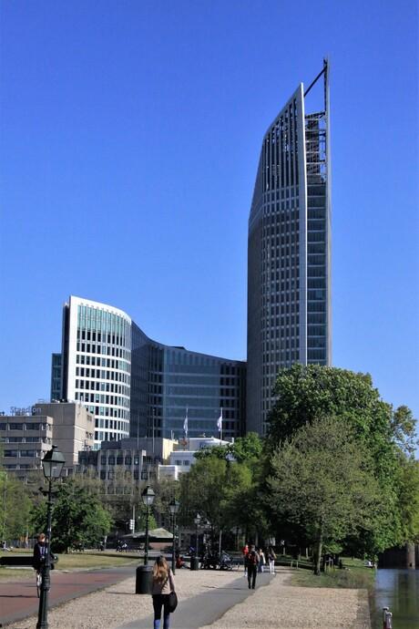 zicht op den-Haag