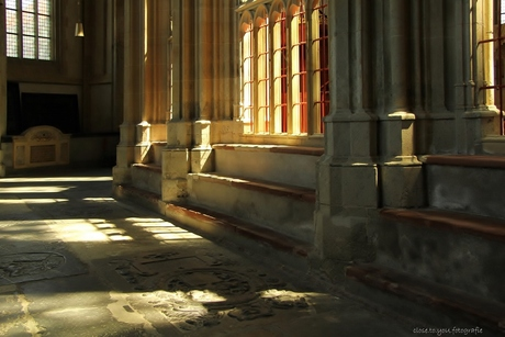 light and shadow...