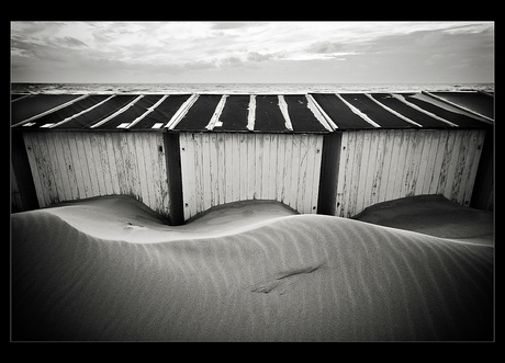 Strandhuisjes (2)