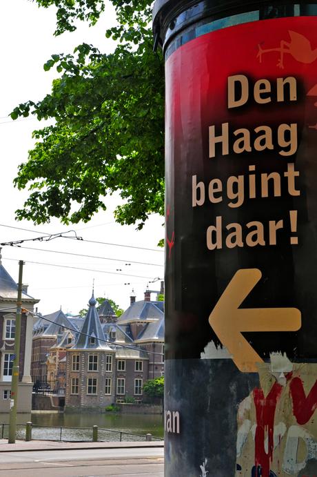 Den Haag: daar gebeurt het