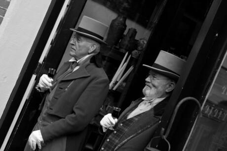 mannen Dickens Deventer