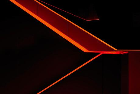 Zolverein Staircase Rem Koolhaas-6