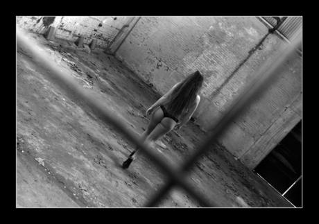 Michelle walking