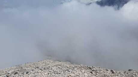 Alpen, hoger dan wolken
