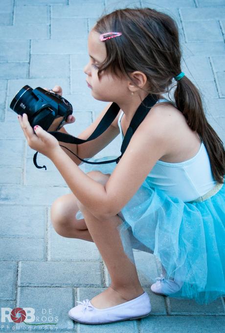 Fotografe in de dop