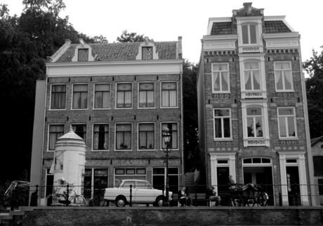 Grachtenpand Openlucht museum
