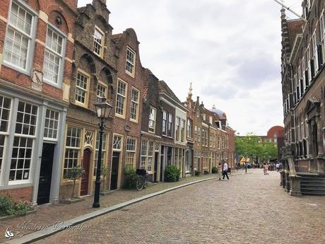 Het centrum van Dordrecht