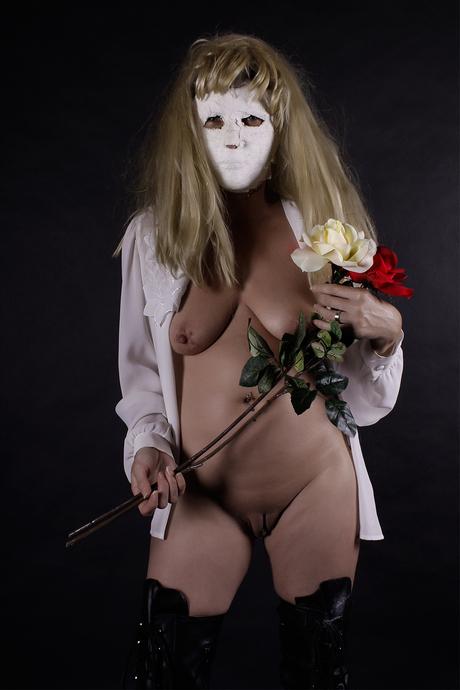 Het witte masker