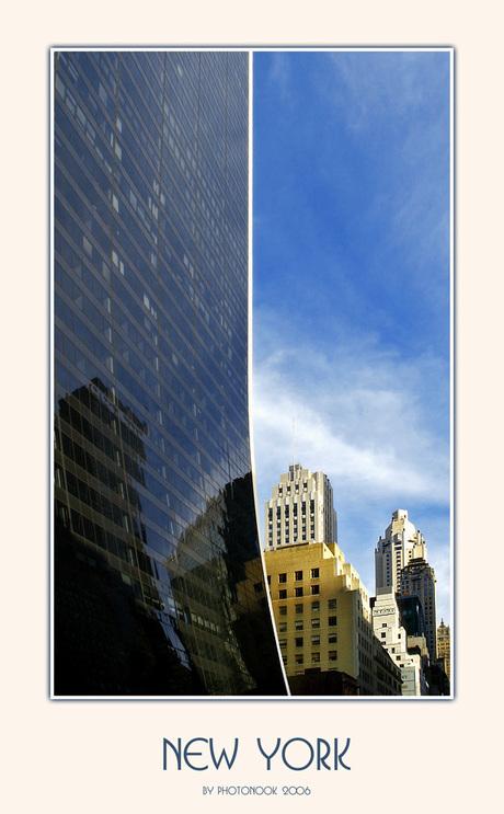 New vs. Old - New York