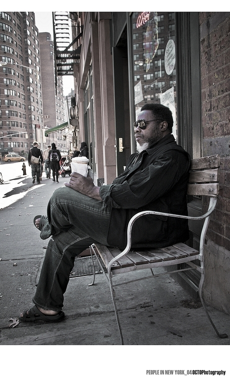 People in New York 04