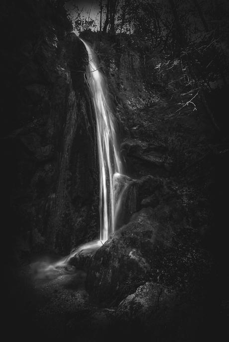 Waterval in Slovenië