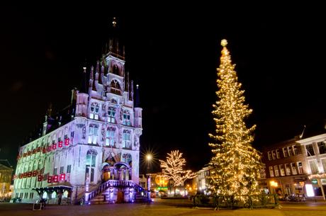 Stadhuis Gouda december 2011