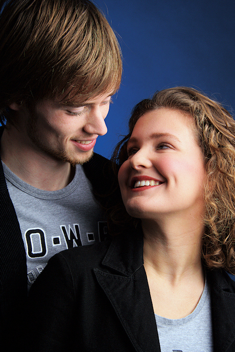 Dirk en Rianka