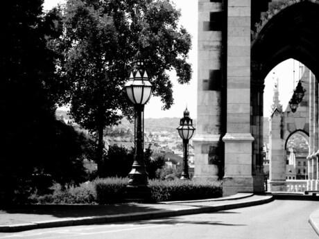 See through Budapest