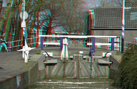 Sluis Oudewater 3D
