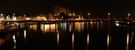 Maastreech by night