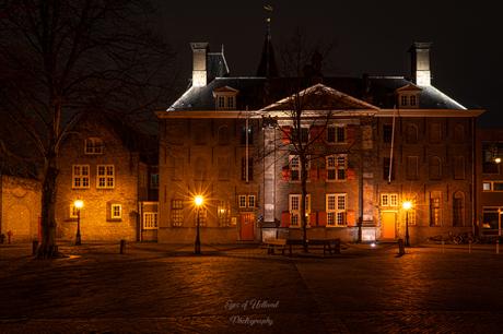 Gravensteen universiteit Leiden