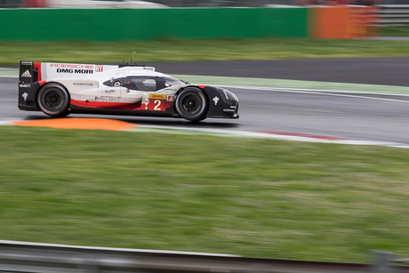 Porsche 919 Hybrid - FIA WEC Prologue 2017 Monza