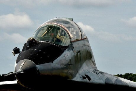 Poolse MiG-29UB.