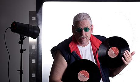 Green Mellow DJ-Bertje