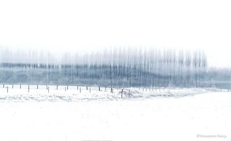een winterse morgen