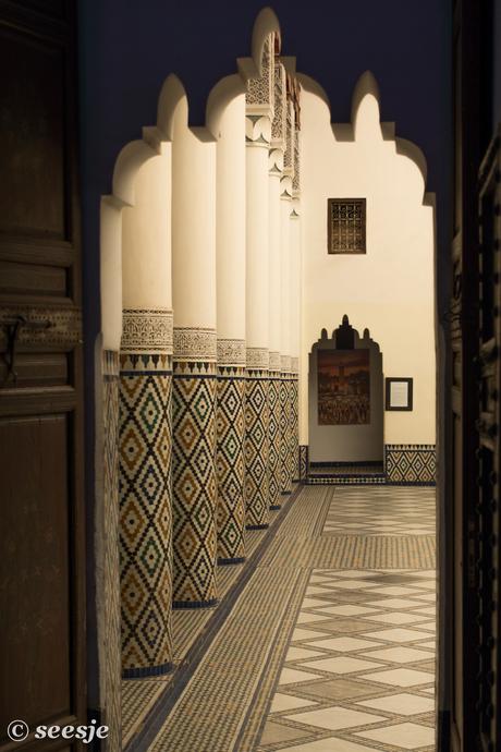 Binnenplaats museum