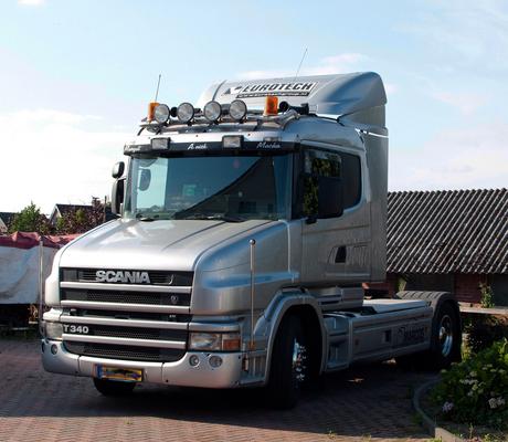 Scania T340
