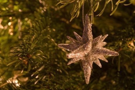 detail uit kerstboom