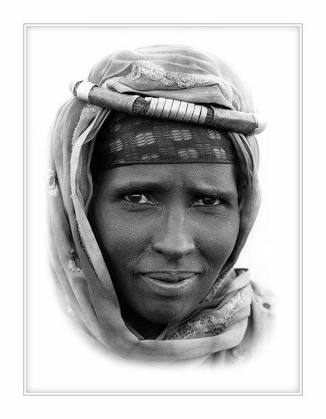 Ethiopia - Borena Woman