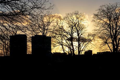 Skyline Arnhem WTC-building