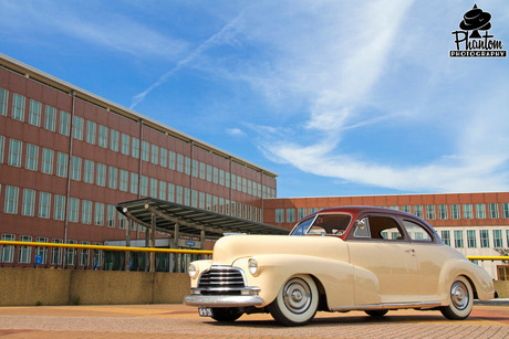 Chevrolet Fleetmaster coupe 1946