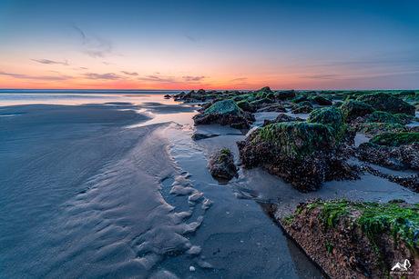 Nooordzee strand