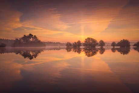 De Flaes, Nederland