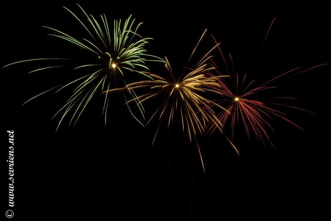 Rood-Geel-Groen - Rood-Geel-Groen is de kleur van... - foto door lucsevriens op 15-01-2014 - deze foto bevat: vuurwerk, nacht