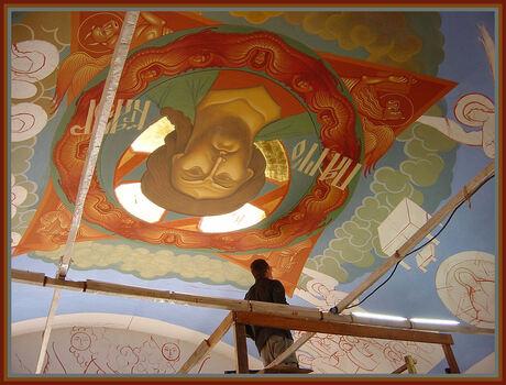 Fresco schilder