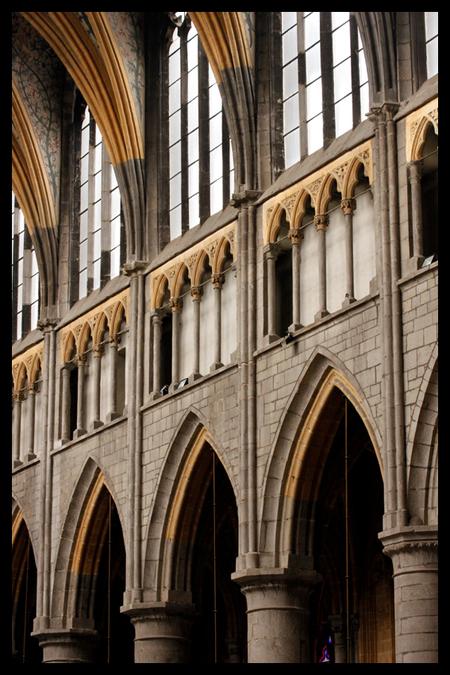 Kathedraal Luik - Deze foto is gemaakt in de kathedraal van Luik. Wat overigens een erg mooie kathedraal is! - foto door daanphoto24 op 04-07-2011 - deze foto bevat: kathedraal, luik