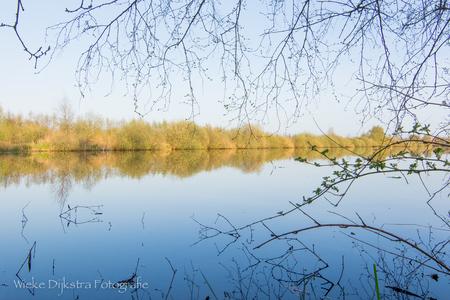 Rust - - - foto door Wiekedi op 30-04-2018 - deze foto bevat: water, natuur, landschap, voorjaar, nederland, rust
