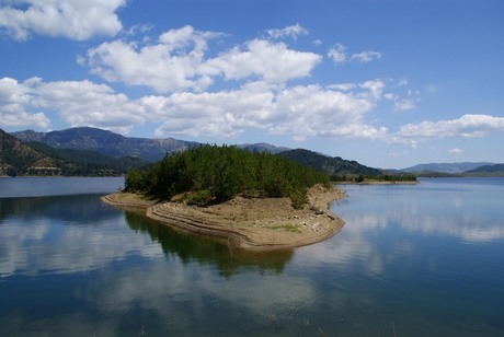 Lake Aoos Griekenland