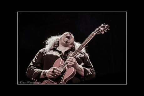 Julian Sas, Pure beleving van de Blues