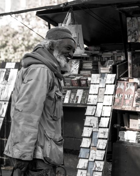 Boeken in Paris