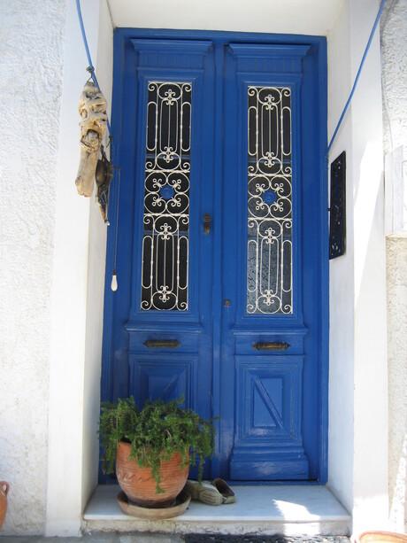 Griekse deur