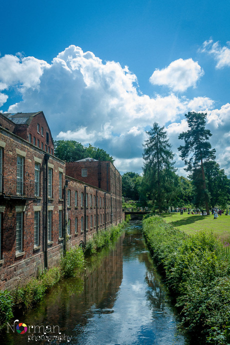 Quarry Bank Mill, Manchester