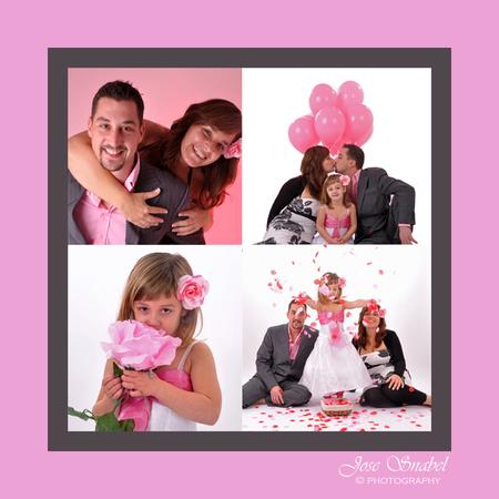 Bruidsfotografie - En bruiloft reportage in de studio. Dat maak ik niet vaak mee. - foto door Twist_zoom op 04-03-2021 - deze foto bevat: man, vrouw, liefde, rose, ballonnen, lief, bruidsmeisje, bruid, studio, bruidegom, rozenblaadjes