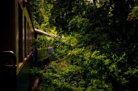 Treinreis naar The River Kwai