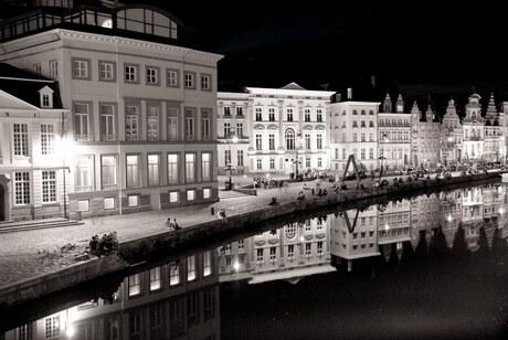 Zomeravond in Gent